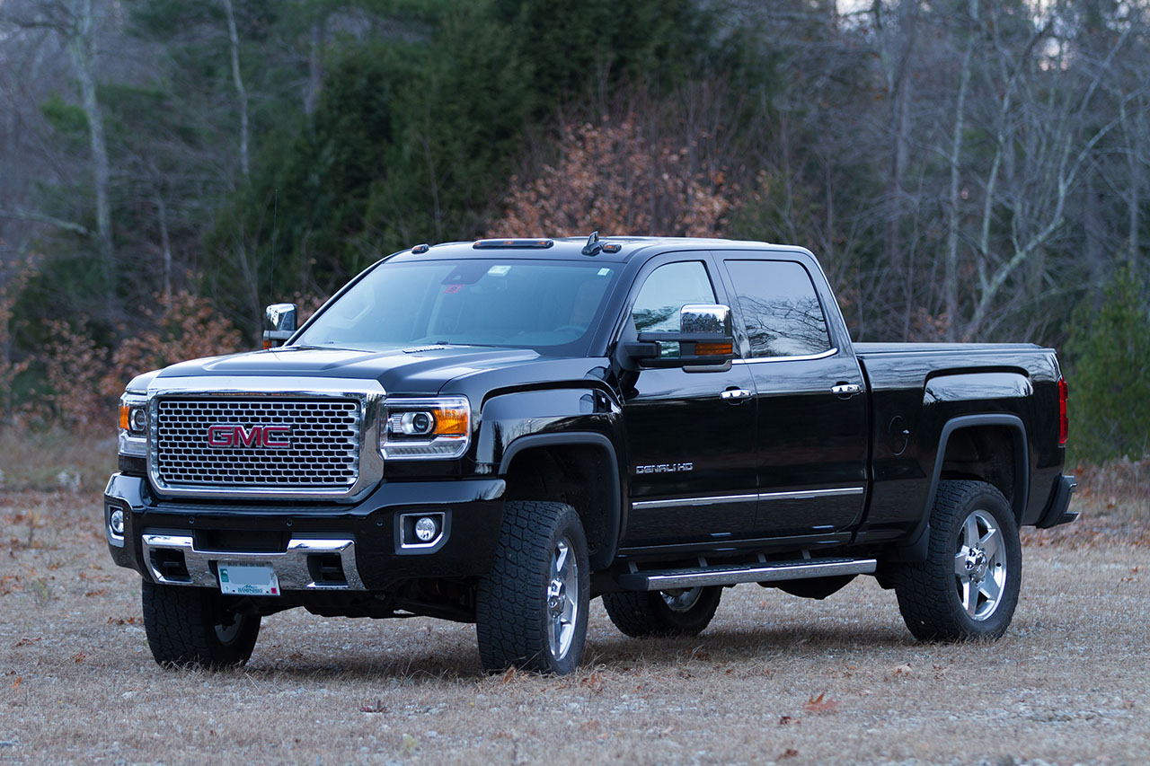 truck forum truck mod central 2016 gmc sierra denali 2500hd. Black Bedroom Furniture Sets. Home Design Ideas